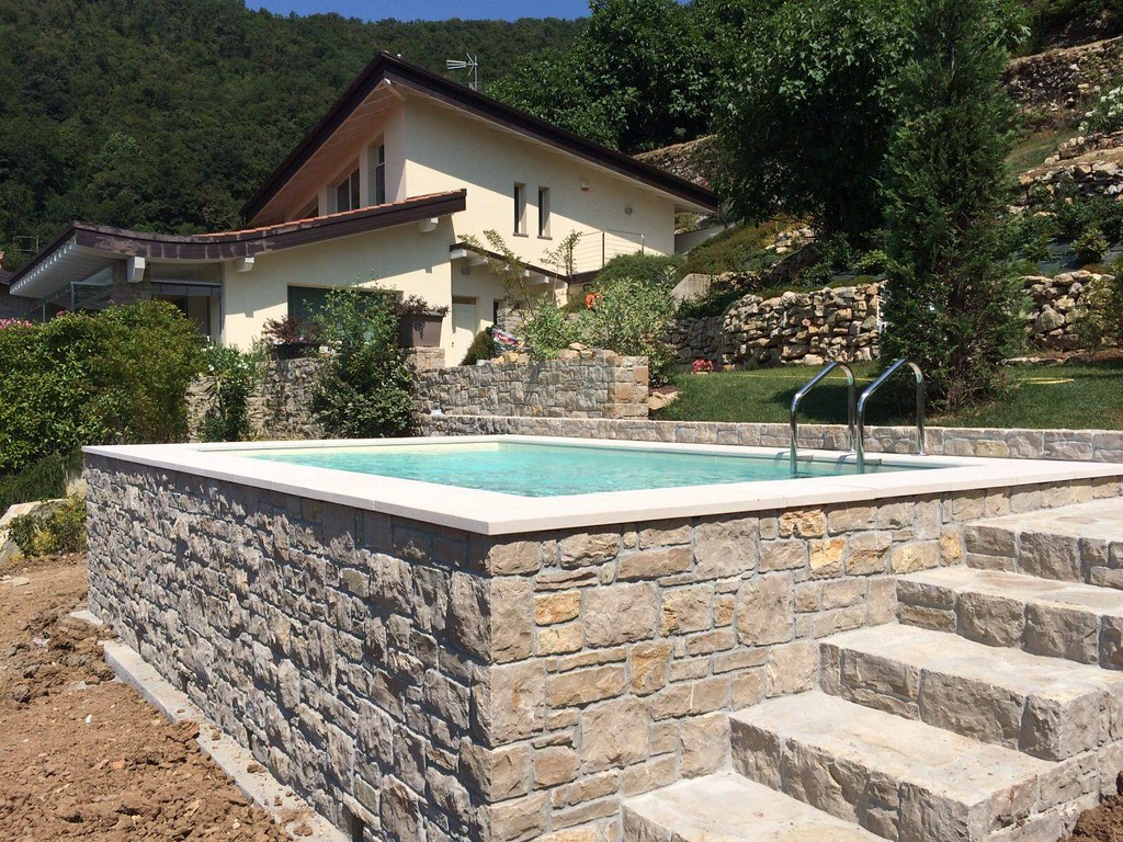 dolcevita gold stone 2 piscina dolcevita gold