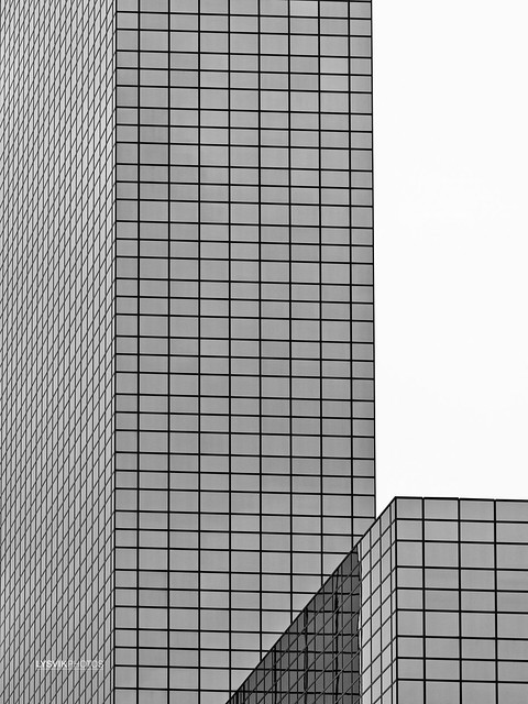 Skyscraper Delftse Poort Rotterdam