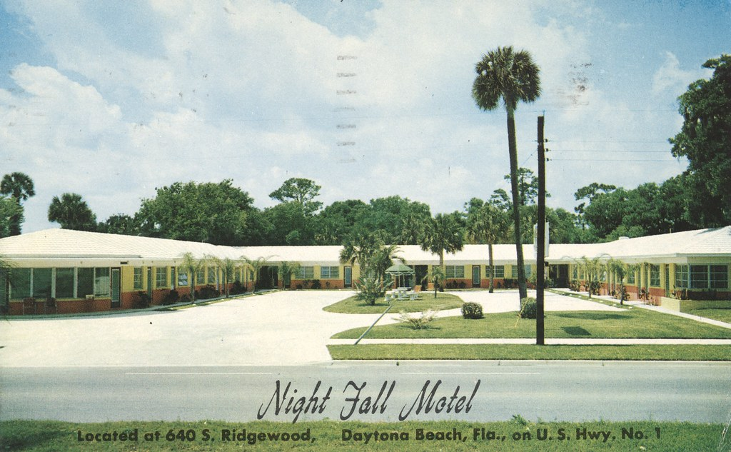 Night Fall Motel - Daytona Beach, Florida