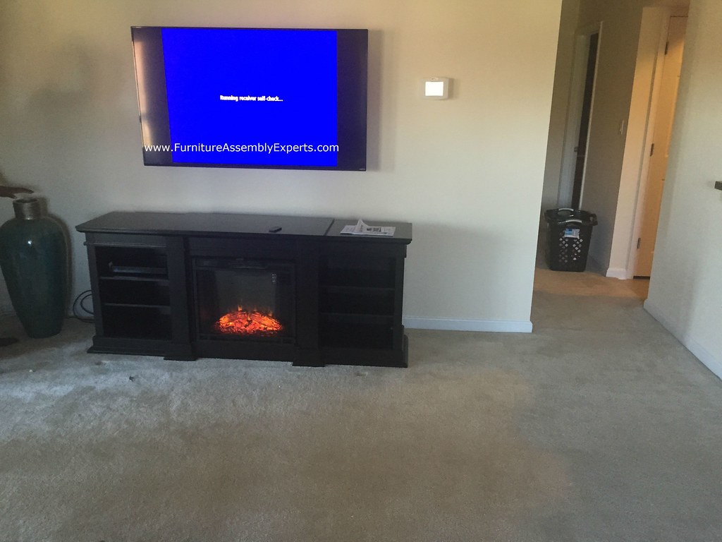 tv stand assembly service in raleigh NC | amazon tv stand as