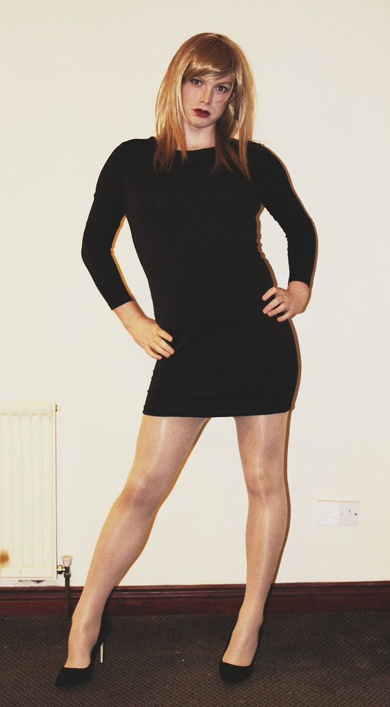Crossdresser heels flickr correctly