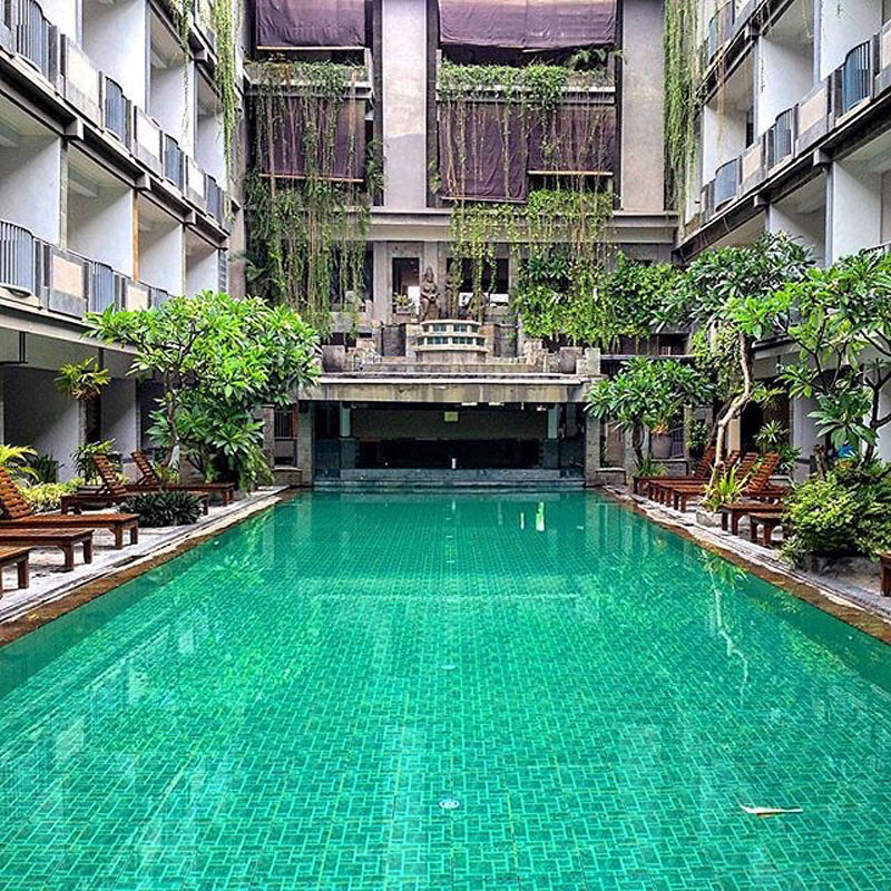 Located At The Strategic Part Of Legian Champlung Mas Is One Greatest Accommodations With A Hard Price To Beat For Under USD 50 Night