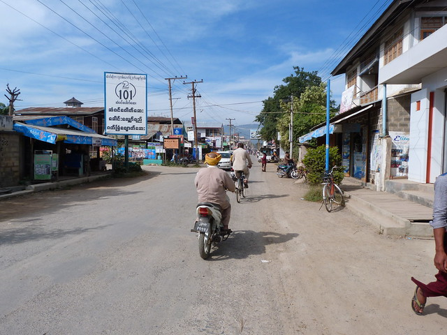 Nyaungshwe (Lago Inle, Myanmar)