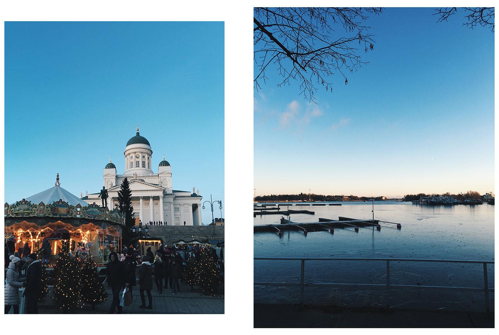 Talvi Helsingissä