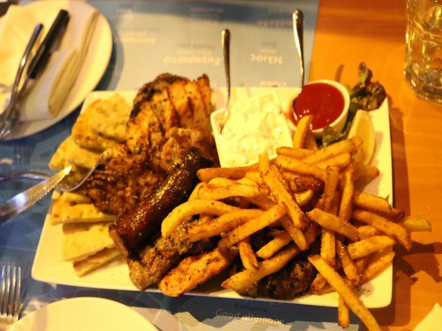 mancare restaurant greces 2 Hong Kong obiective turistice