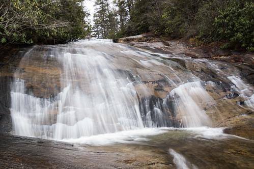 Upper Grassy Falls - 4