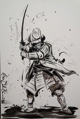 samurai 12 2016