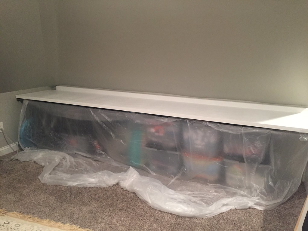 11' of Storage for Under $100