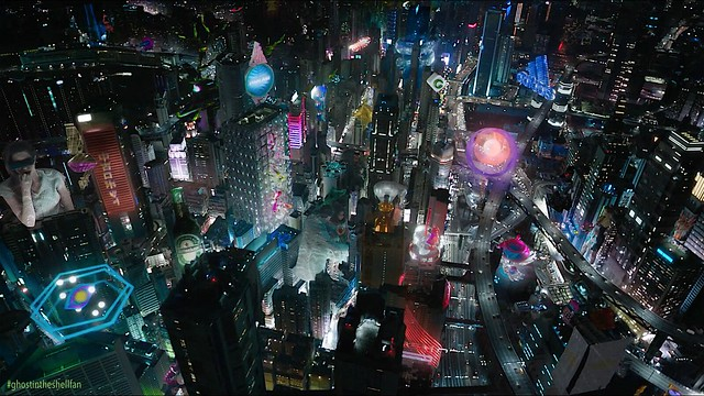 GHOST IN THE SHELL CITYSCAPE NITE 04