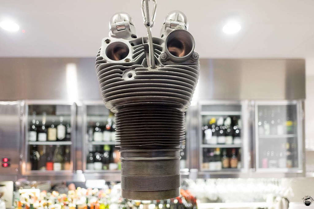 Restaurant Automata Chippendale