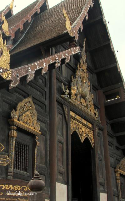 Wat Phat Tao Chiang Mai Thailand