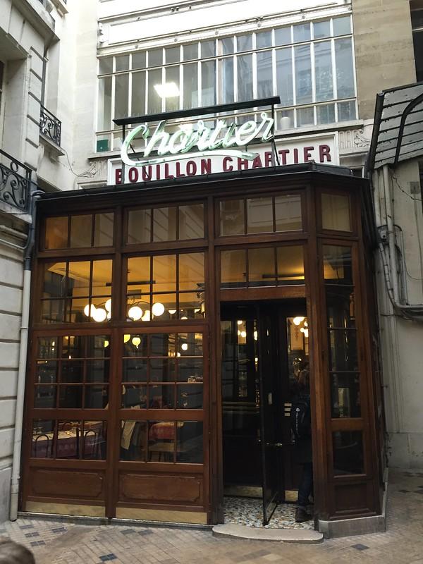 Restaurant Chartier - Paris