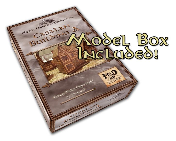 Casalan Model Box
