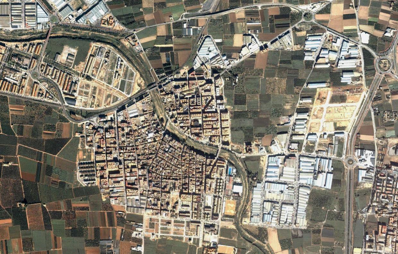paiporta, valencia, palapinga, antes, urbanismo, planeamiento, urbano, desastre, urbanístico, construcción