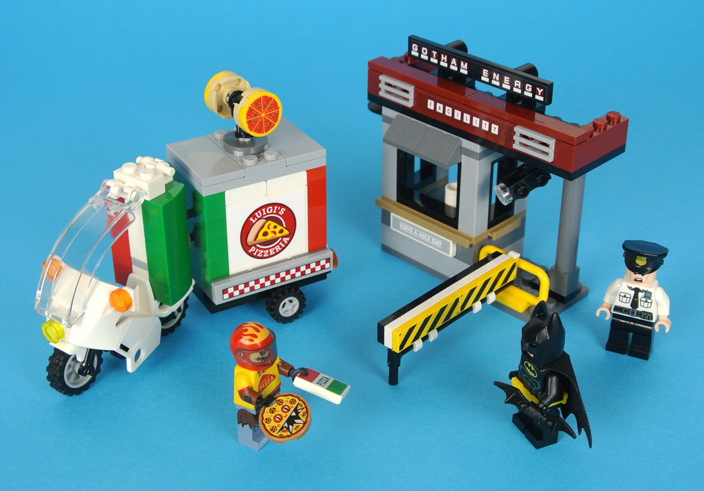 Review 70910 Scarecrow Special Delivery Brickset Lego Set Guide