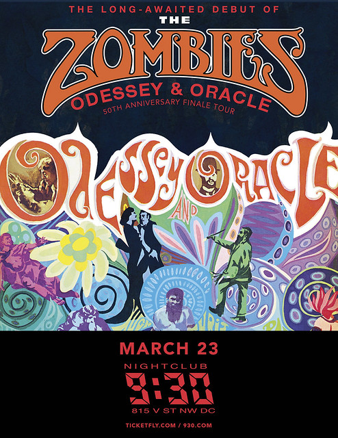 TheZombies_Flyer