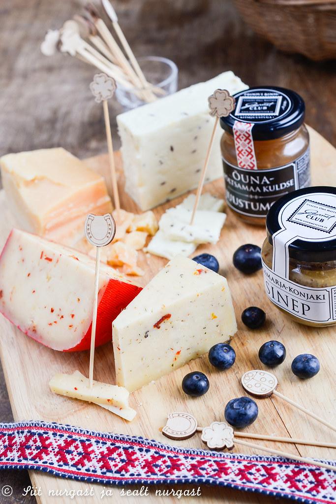 eestimaised juustud väiketootjatelt