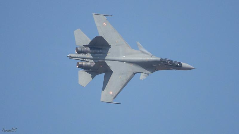 IAF Sukhoi Su-30MKI (SB-175)