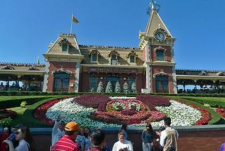 Disneyland Hongkong - Townhalljpg