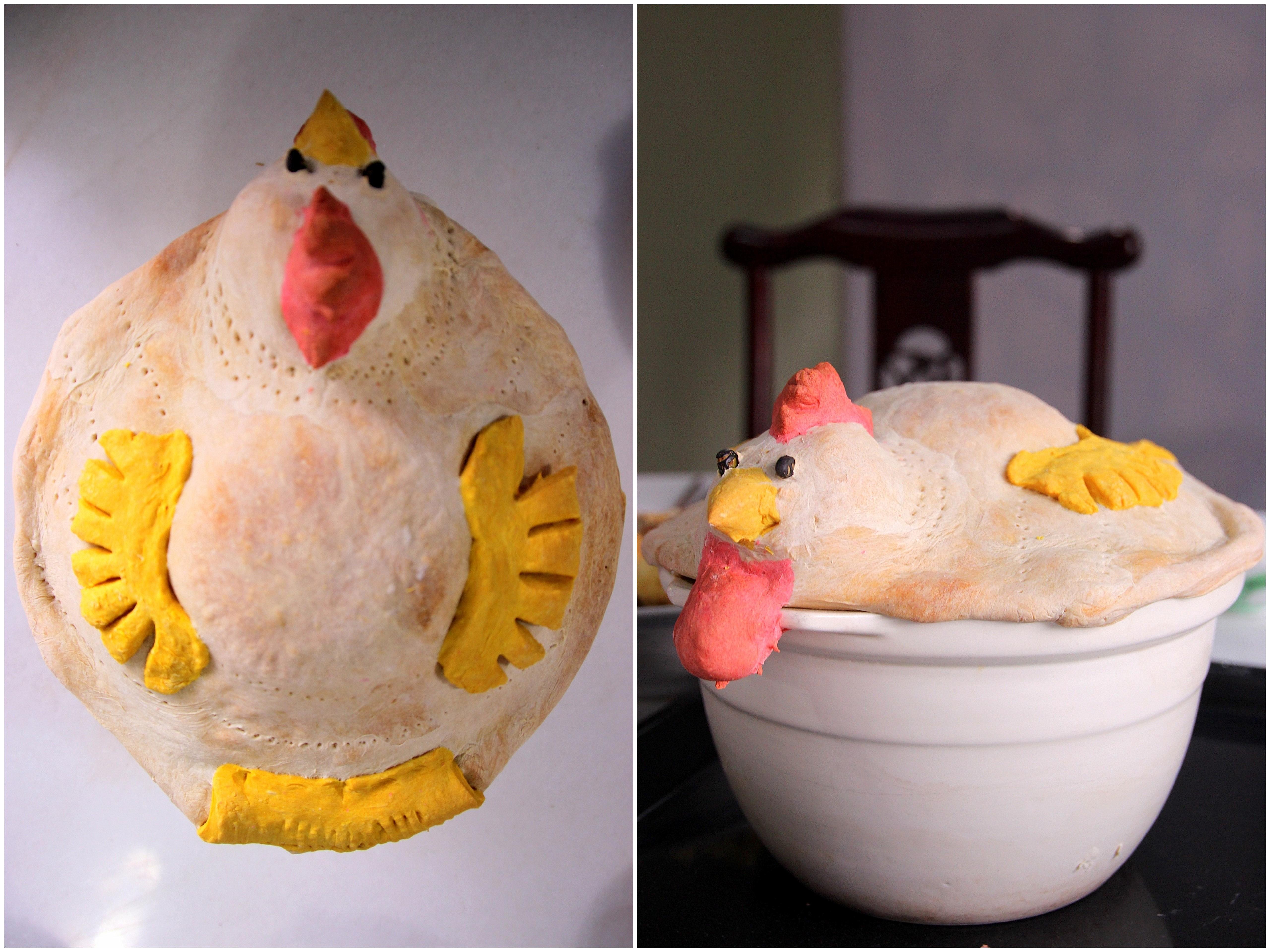 Begger Chicken