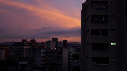 Caracas, vista hacia La Previsora