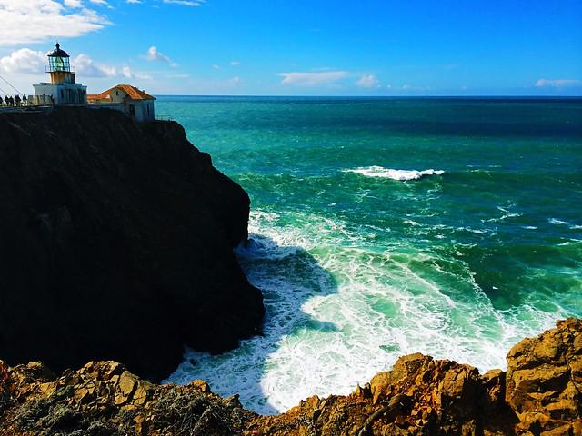 Point Bonita Lighthouse, Golden Gate National Recreation Area, CA, USA