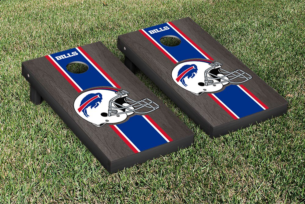 Buffalo Bills Onyx Stained Stripe Version