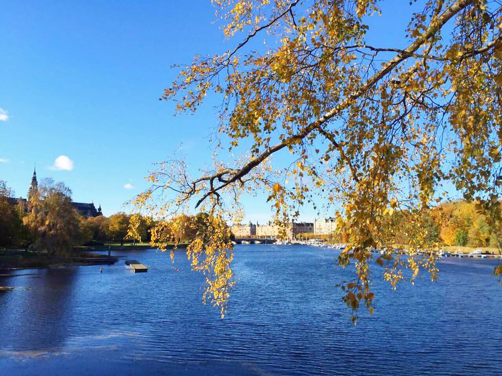 Stockholm October 2015