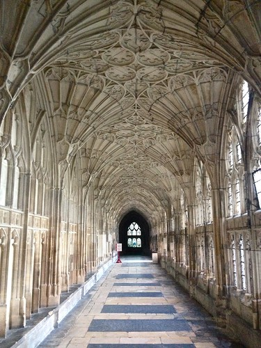Gloucester Cathedral, Gloucestershire | by natefifield