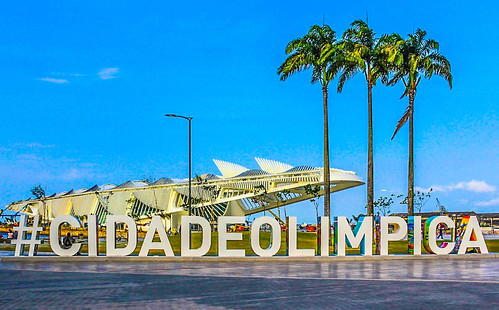 Olympic City / Cidade Olímpica | by Brian John Godfrey
