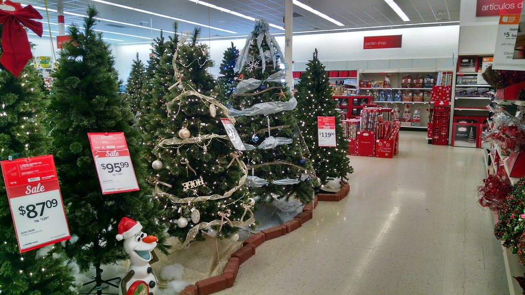 The Christmas dept of Kmart in Elmhurst, IL | I got a bit se… | Flickr