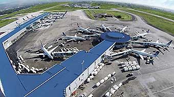 PTY vista noroeste (Copa Airlines)