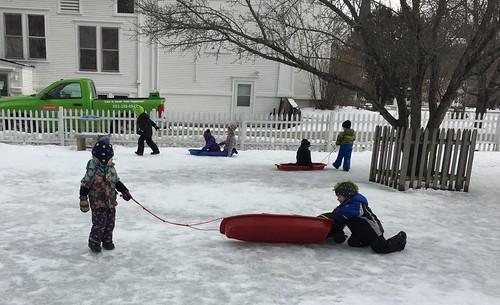 sled rides