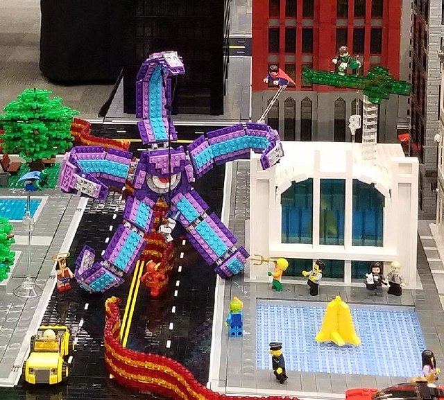 LEGO Batman MOC