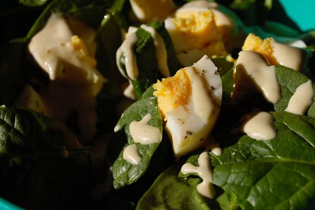 Overdressed Salad