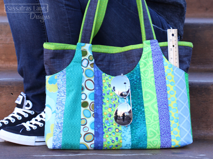 Cooper CarryAll - Sassafras Lane Designs
