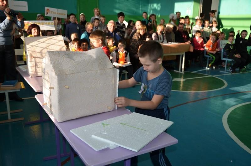 Первые навыки энергосбережения дети получили в день старта проекта(1)
