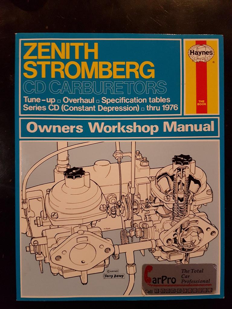... Zenith Stromberg CD Carburetors | by dave_7