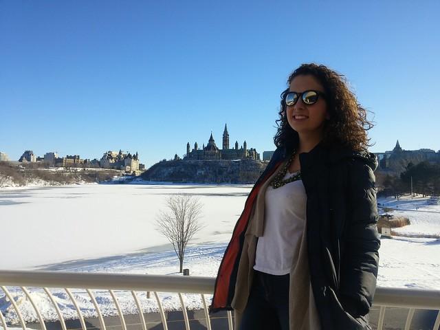 Como vim parar no Canadá?