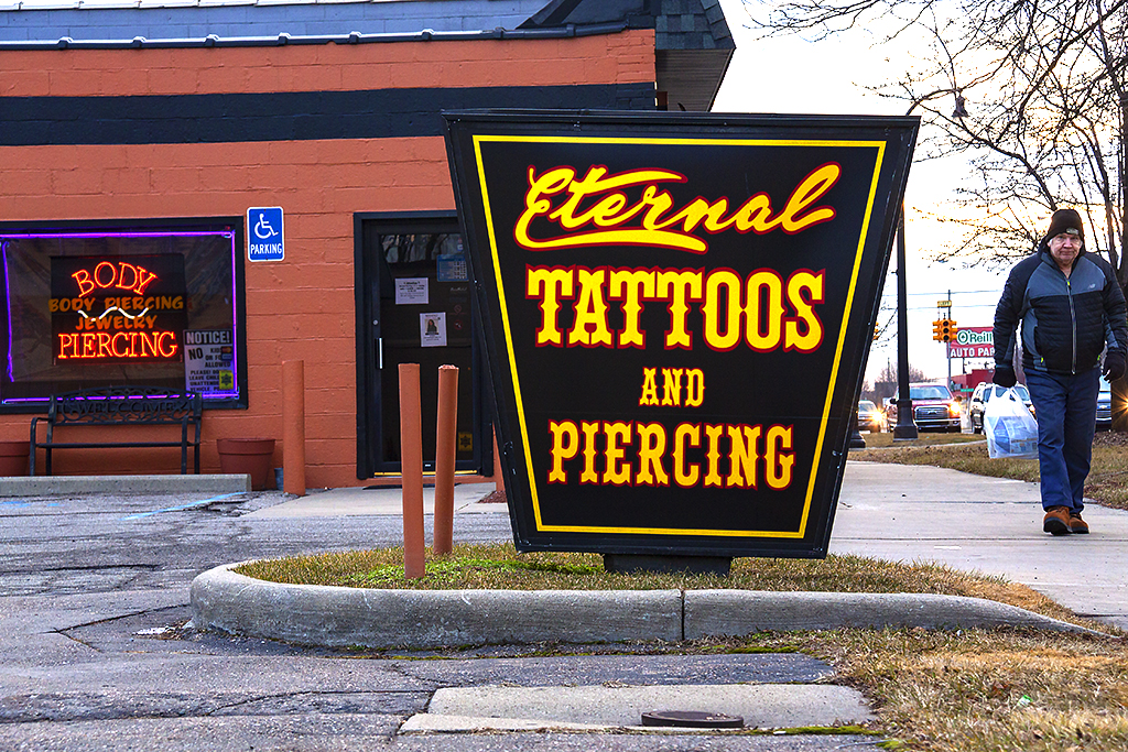 Eternal TATTOOS AND PIERCINGS--Livonia