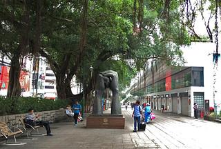 Nathan Road - Street scene