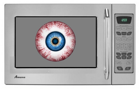 My Microwave Oven Is Spying On Me