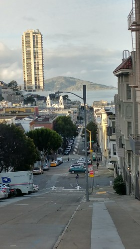 Nob Hill atop the Fairmont