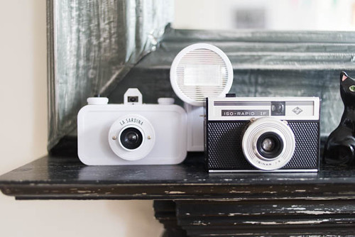 vintage cameras | by I Want You To Know UK Fashion Blog