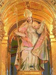 Sant Gregori Ostiense. Sorlada.