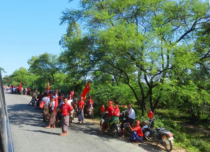 Мьянма выборы