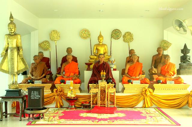 Wat Tung Yu Chiang Mai Thailand