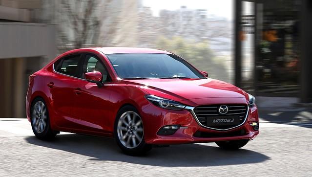 Mazda 3 Sedan 2017 1