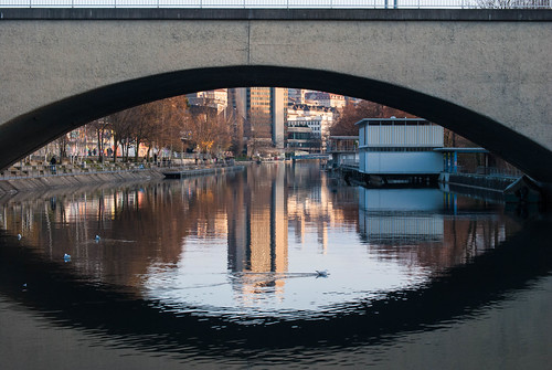 Bridge Over the Limmat