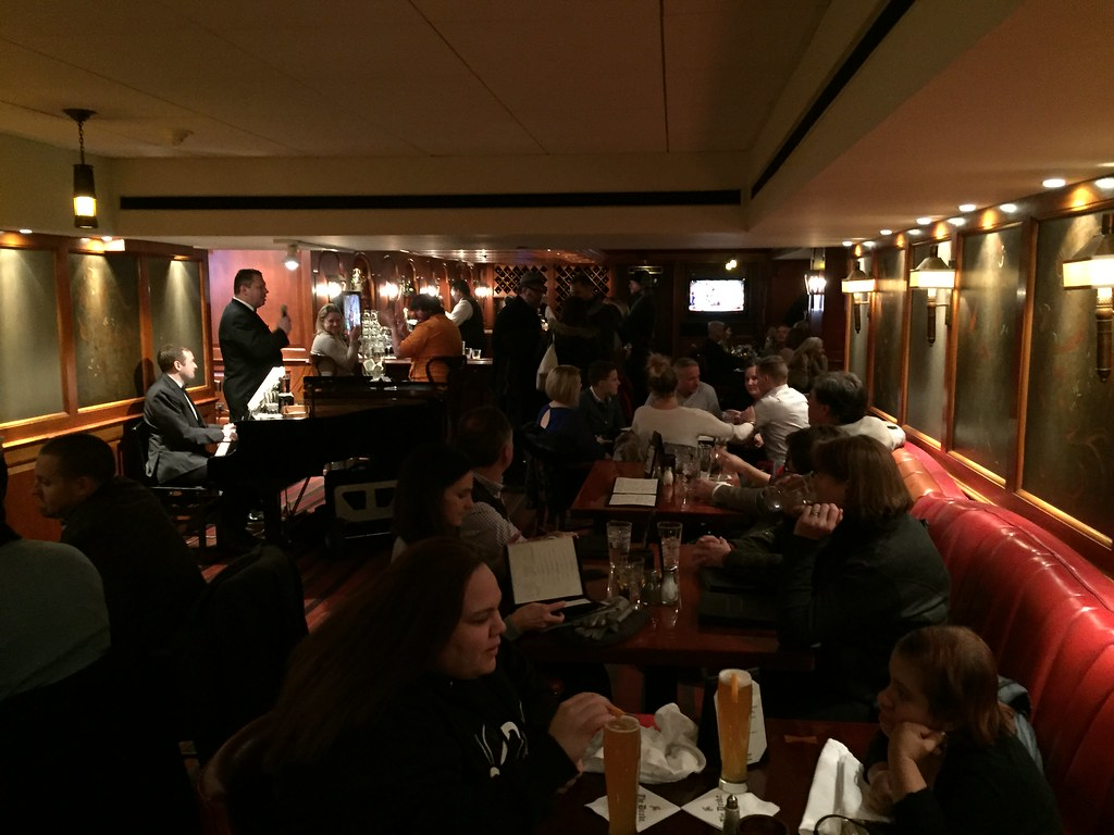 Drake Hotel Bar Chicago